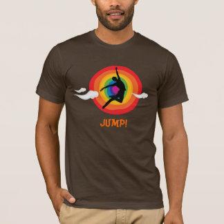 T-shirt SAUT ! (pour l'homosexuel)