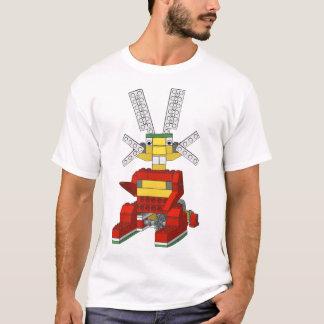 T-shirt sautant de lapin