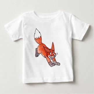 T-shirt sautant de nourrisson de Fox