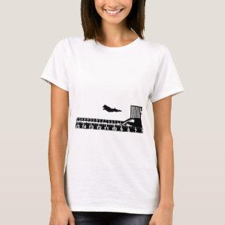 T-shirt Sauter de dock