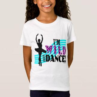 T-Shirt Sauvage au sujet de la danse