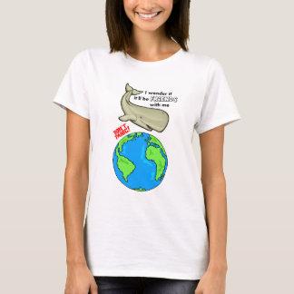 T-shirt Sauvez la baleine