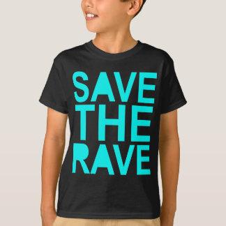 T-shirt Sauvez la danse BRITANNIQUE 80s du NU d'éloge de