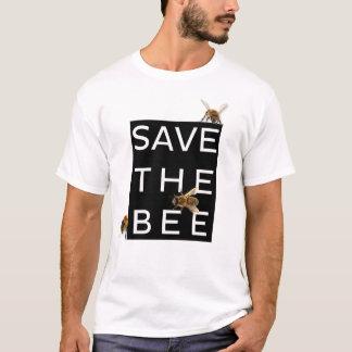 T-shirt Sauvez l'abeille ! Sauvez le monde ! Abeille