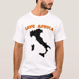 T-shirt Sauvez l'Afrique