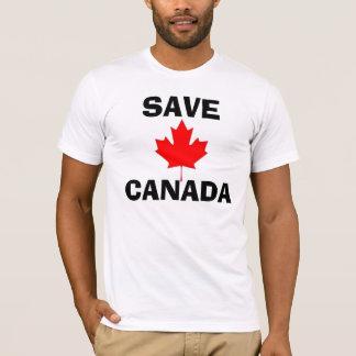 T-SHIRT SAUVEZ LE CANADA