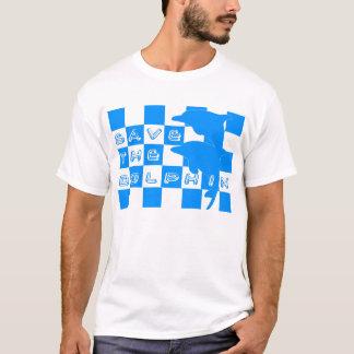 T-shirt Sauvez le dauphin