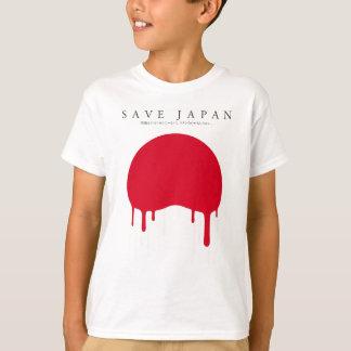 T-SHIRT SAUVEZ LE JAPON !