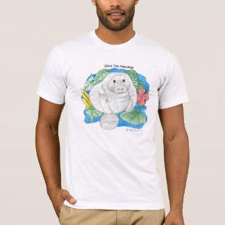 T-shirt Sauvez le lamantin