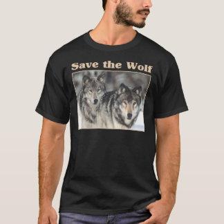 T-shirt Sauvez le loup