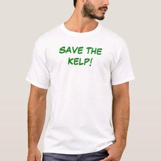 T-shirt Sauvez le varech