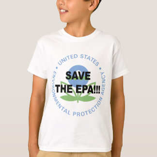 T-shirt Sauvez l'EPA