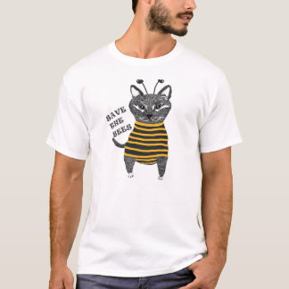 T-shirt Sauvez les abeilles