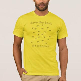 T-shirt Sauvez les abeilles - aucun Neonics