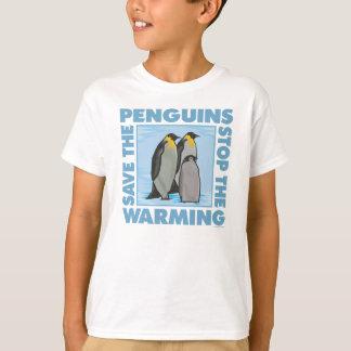 T-shirt Sauvez les pingouins