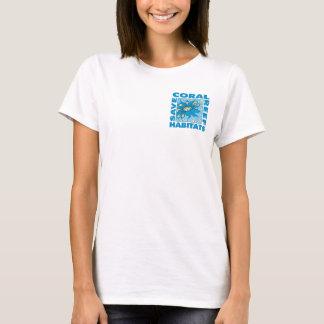 T-shirt Sauvez les récifs coraliens