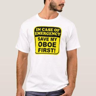T-shirt Sauvez mon hautbois