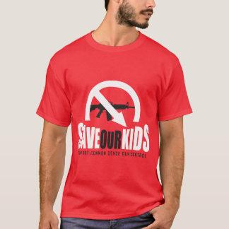 T-shirt Sauvez nos enfants