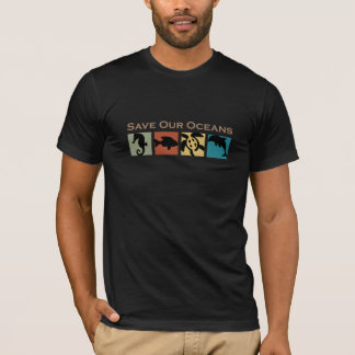 T-shirt Sauvez nos océans