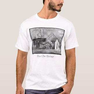 T-shirt Sauvez notre héritage