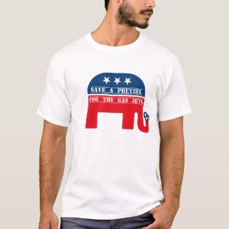 T-shirt Sauvez un bretzel - Rick Perry