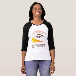 T-shirt Sauvez votre oeil