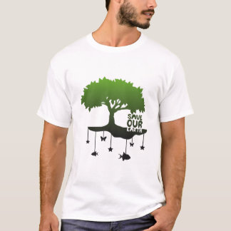 T-shirt saveourearth2
