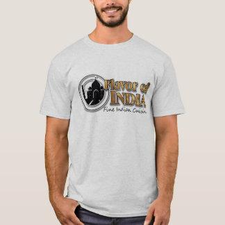 T-shirt Saveur de l'Inde