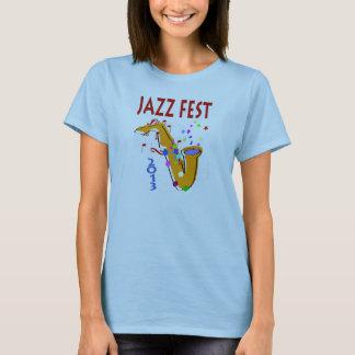 T-shirt SAXO 2013 de Fest de jazz
