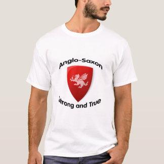 T-shirt SAXON ANGLO fort et vrai