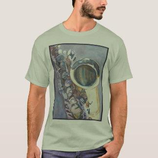 T-shirt Saxophone