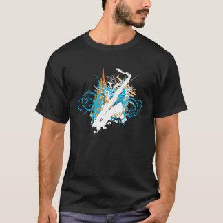 T-shirt Saxophone urbain