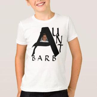 T-shirt scan0003, A, U, N, T, B A R B