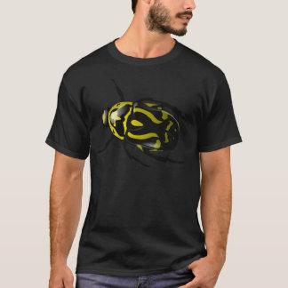 T-shirt Scarabée coloré Insecte-Sauvage obtenu