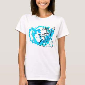T-shirt Scarabée d'eau