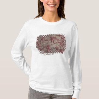T-shirt Scène de chasse