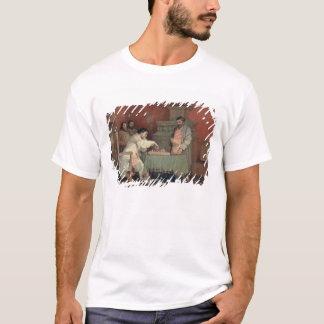 T-shirt Scène de la vie du tsar russe