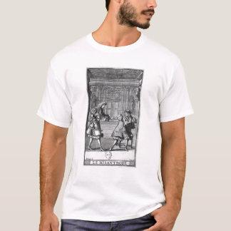 T-shirt Scène de 'Le Misanthrope'
