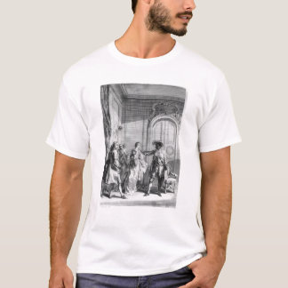 """T-shirt Scène de """"Othello"""" par William Shakespeare"""
