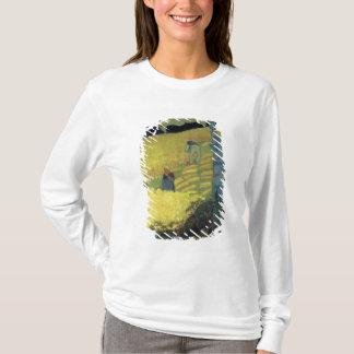T-shirt Scène de récolte