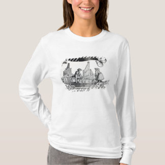 T-shirt Scène du cortège triomphal de Maximilian