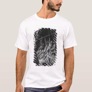 """T-shirt Scène """"du givre du marin antique"""" 2"""