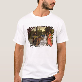 T-shirt Scène musicale à Amsterdam