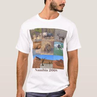 T-shirt Scènes de la Namibie et du Botswana