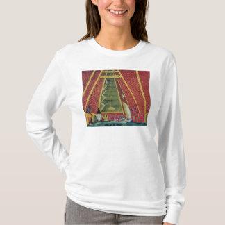 """T-shirt Scénographie pour """"Thamar"""", 1912"""