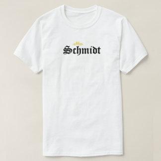 T-shirt Schmidt saint