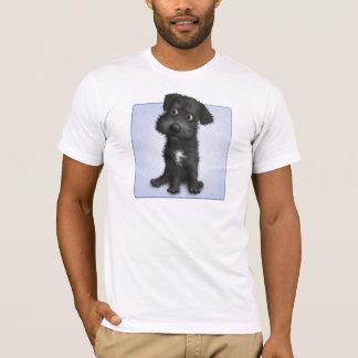 T-shirt Schnoodle (noir)