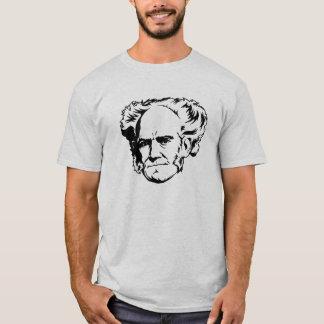 T-shirt schopenhauer