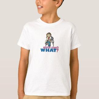 T-shirt Scientifique de fille