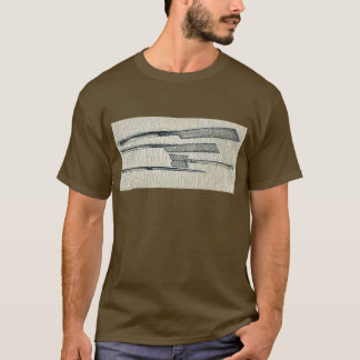 T-shirt Scies Ukiyo-e.
